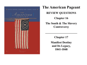 Chapter 16.17.reviewquestions - apush
