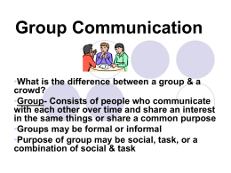 role theory by benne and sheat Identify and discuss task-related group roles and behaviors  roles, and  individual roles that are self-centered or unproductive for the group (benne &  sheats, 1948)  in the handbook of group communication theory and  research, ed.