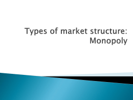 An analysis of the antitrust lawsuits monopolies and anticompetitive business practices in todays ec