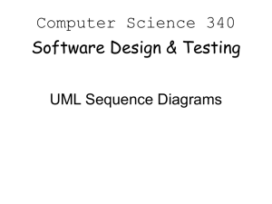 Computer Science 428 Software Engineering Lecture 15