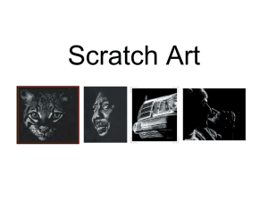 Scratch art - Wood-Ridge School District / Homepage