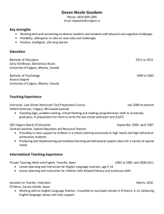 Resume - Devon Goodwin