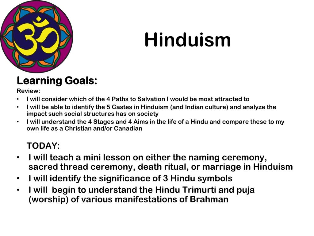 Hinduism classnet izmirmasajfo