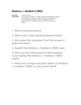 Printables Marbury V Madison Worksheet marbury v madison worksheet 1803