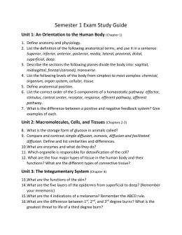 ap biology final exam study guide