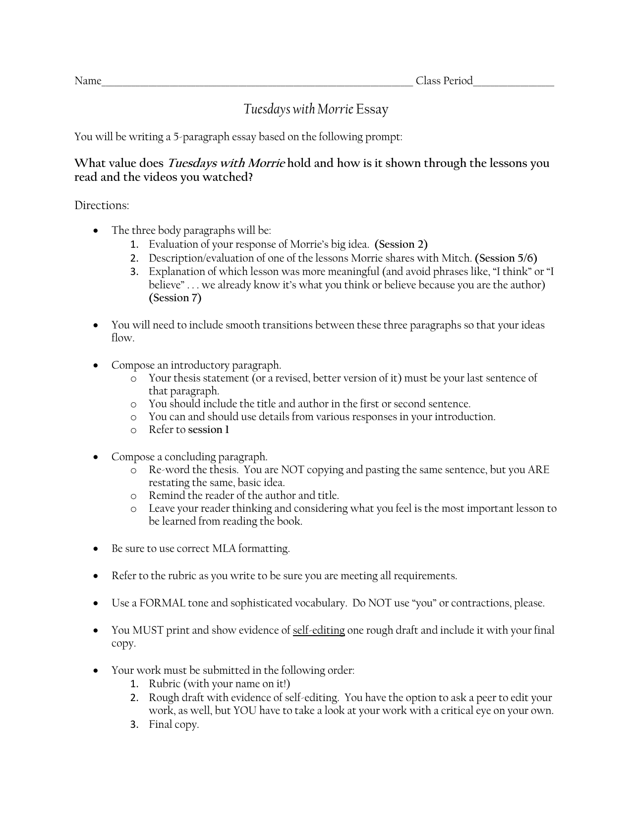 My Life Essay  Essay On Human Rights also Essay Energy Conservation Tuesdays With Morrie Statement Of Purpose Sample Essays