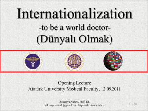 International Virtual Medical School