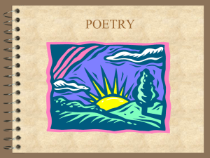 poetry - CPALMS.org