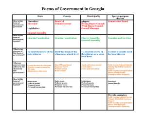 Forms of Government in Georgia_key