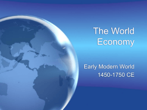 The World Economy - Fort Thomas Independent Schools