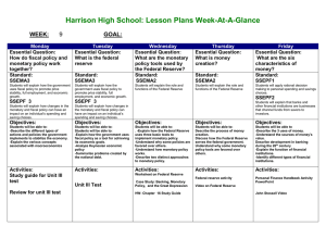 Fall 2012 Week 9 - Harrison High School