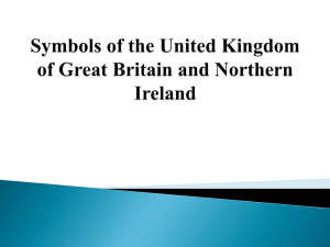 Symbols of the United Kingdom of Great Britain and Northern Ireland