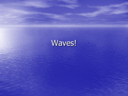 Waves! - Solon City Schools