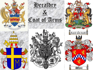 Heraldry & Coat of Arms