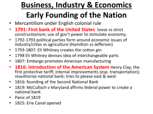 Business, Industry & Economics