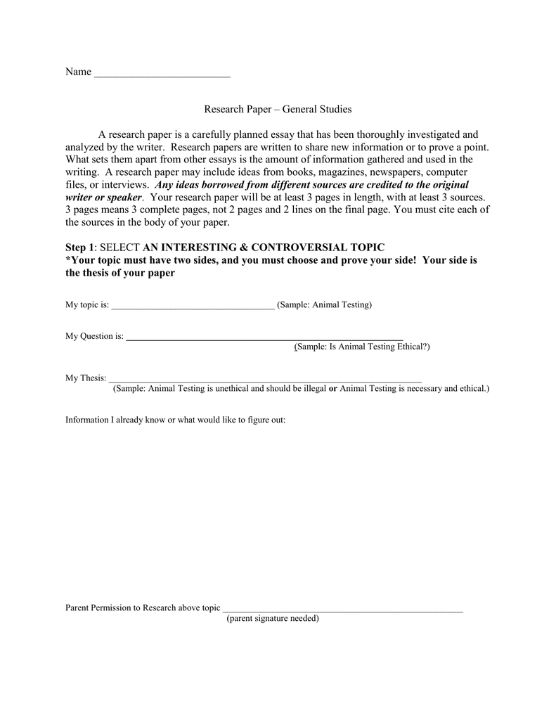 My English Essay  Example Of A Thesis Statement In An Essay also How To Write An Essay High School Animal Testing Essay Thesis Example Of Persuasive Essays  Essay On High School