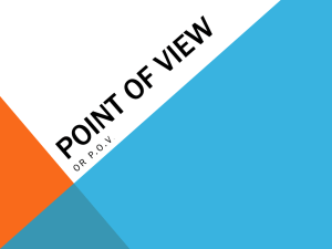 Point of View - San Pasqual Union School District