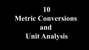 10.unitanalysismetric