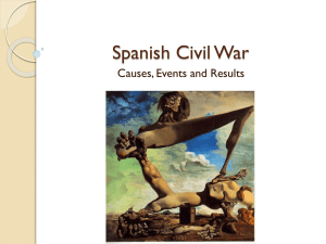 Spanish Civil War - aise