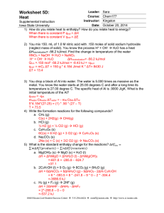 Worksheet 5d answers - Iowa State University
