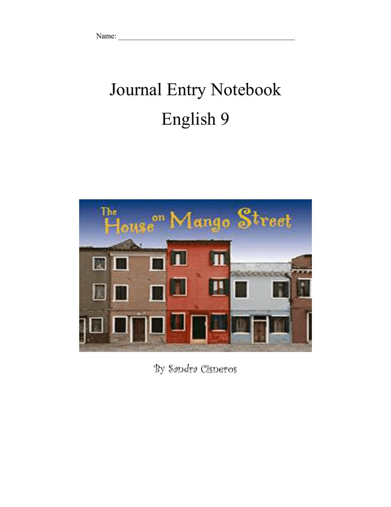 house on mango street book report essay