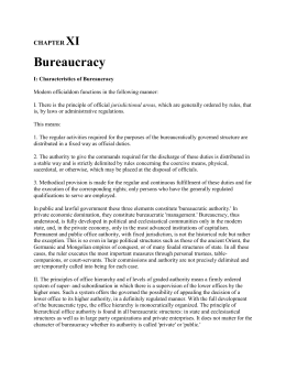 political science and federal bureaucracy essay Government and political science this guide lists resources in the american university library collections (online, print and microform formats) and free web sites of use to political science research.