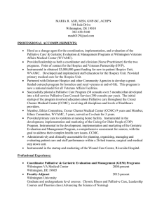 Ash Maria Resume Final - Gerontological Advanced Practice