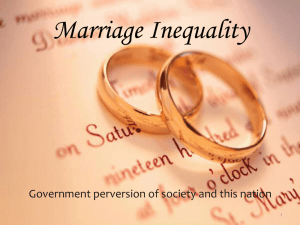 Marriage Inequality-2015