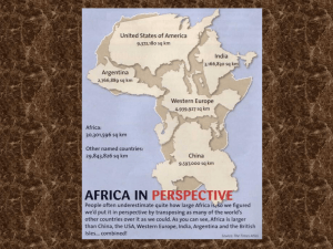 Development of African Civilization