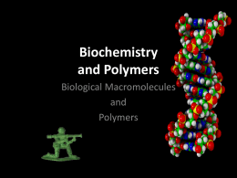 polymers - Liberty Union High School District