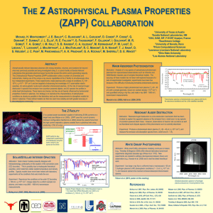 AAS2012_ZAPP.v3 - University of Texas at Austin