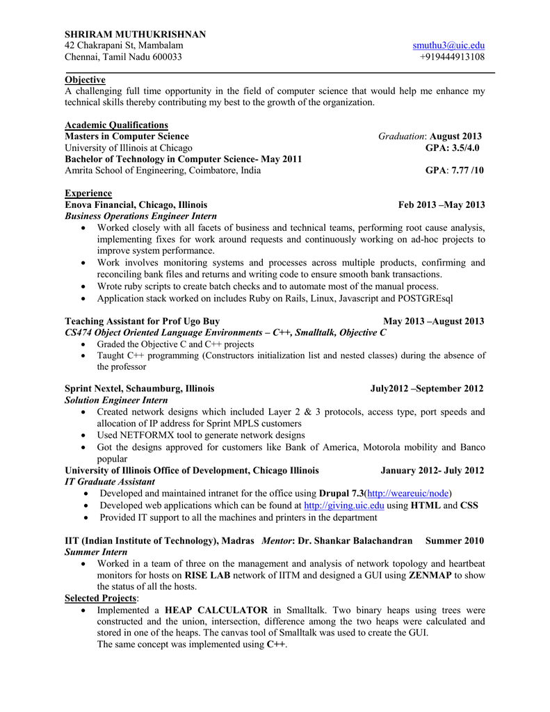 Ga Resume 2