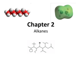 Chapter 1 Chemical Bonding and Chemical Structure
