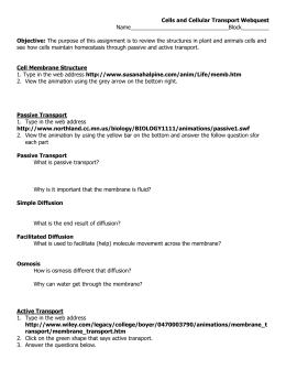 boardworks diffusion osmosis and active transport worksheet answer key