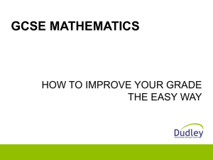 Easy ways to improve your exam grade