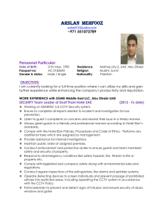 Arslan Mehfooz CV FOR SSH UAE1445968762