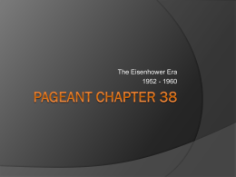 Pageant Chapter 2