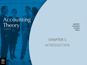Accounting has frequently been described as a body of practices