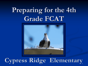 What is the FCAT 2.0?