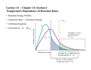 Lecture 14 – Chapter 15, Section 6