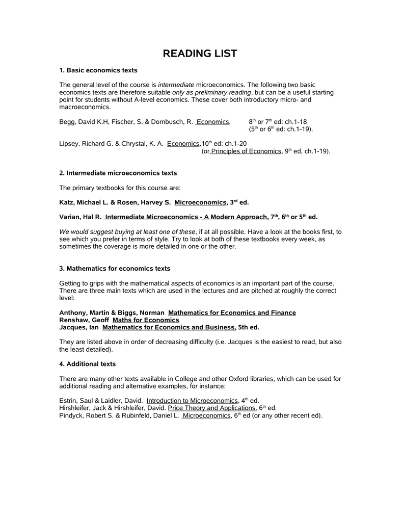 solution manual for microeconomics 8th edition by robert pindyck rh  exambanksolution com. reading list rh studylib net