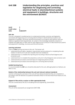 unit 301 understanding roles leaflet Your understanding of the document you could: describe the roles of diff erent agencies involved abuse investigation unit.