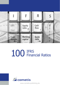 100 IFRS Financial Ratios s