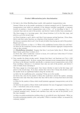 Different types of discrimination essay