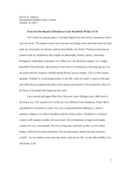 water crisis kervin a zamora international student essay contest 10 2015