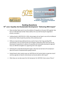 Guiding Questions  19 June: