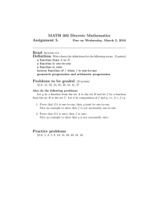 MATH 302 Discrete Mathematics Assignment 5. Read Definition