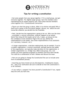 thematic essay ratification of constitution doc tips for writing a constitution