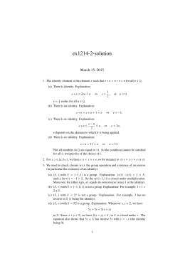 ex1214-2-solution March 15, 2015