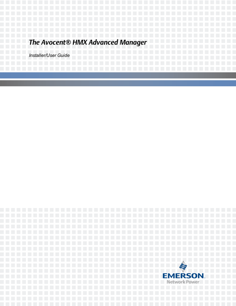 EMERSON AVOCENT HMX 5100 EXTENDER TRANSMITTER DRIVER WINDOWS 7 (2019)